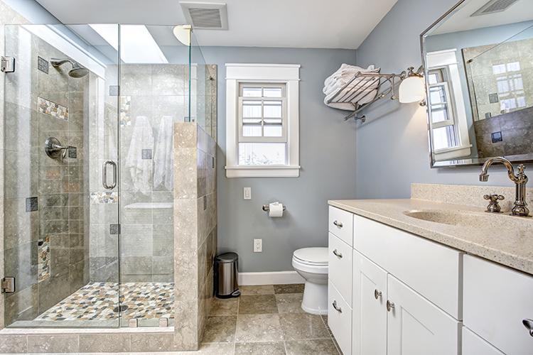 Toilet Room Designs and Equipment For Retired Veterans